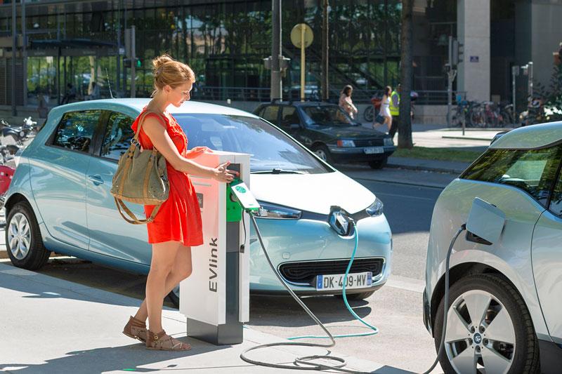 EVlink – Umsetzung der Energiewende